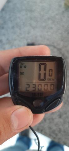 Velocimetro digital para bike