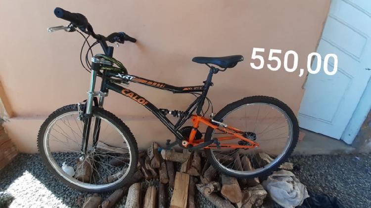 Vendo bicicleta caloi xrt aro 26