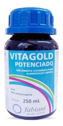 Vitagold potenciado 250ml