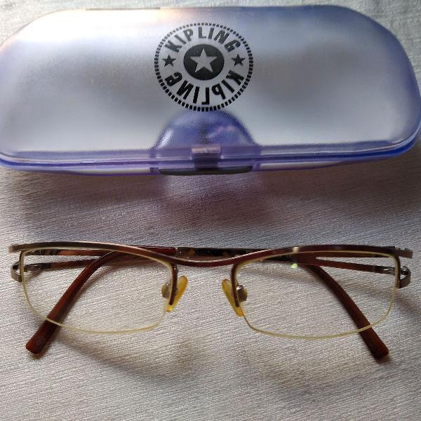 Armação de óculos kipling