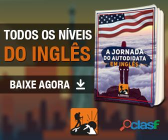 E book a jornada do autodidata em inglês