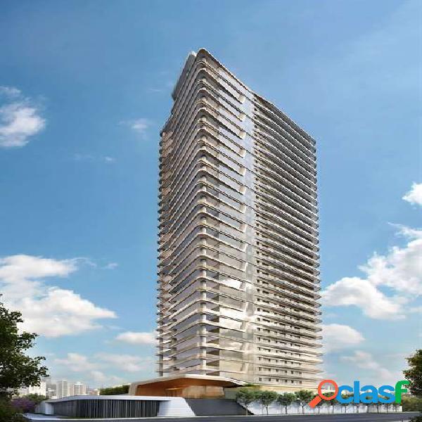 Vende apartamento de 570m² com 4 suites e 6 vagas em itaim bibi -sp