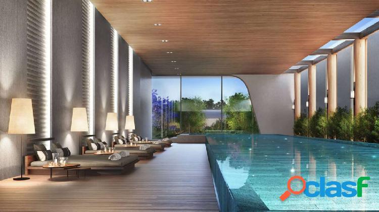 Vende apartamento de 913m² com 4 suites e 6 vagas em itaim bibi - sp