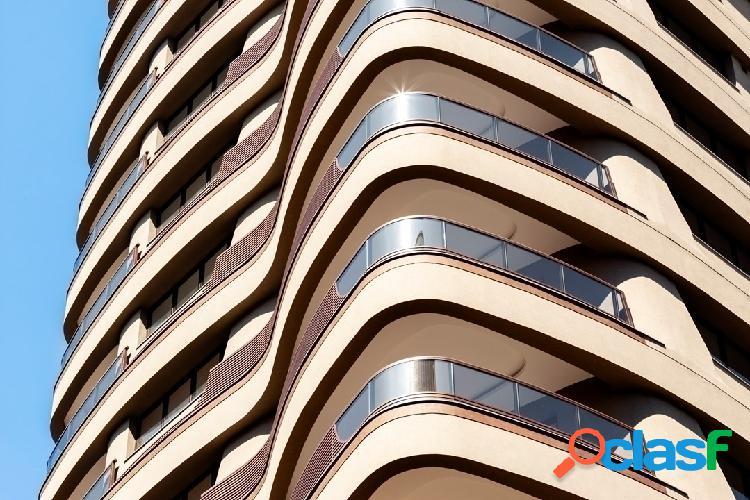 Vende studio de 49m² com 1 suite e 1 vaga na vila olímpia -sp