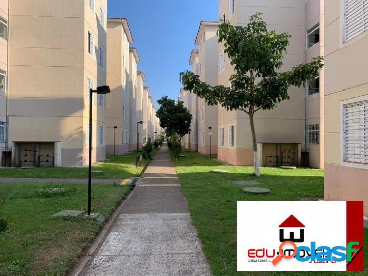 Apartamento mobiliado com 02 dormitórios em suzano / sp