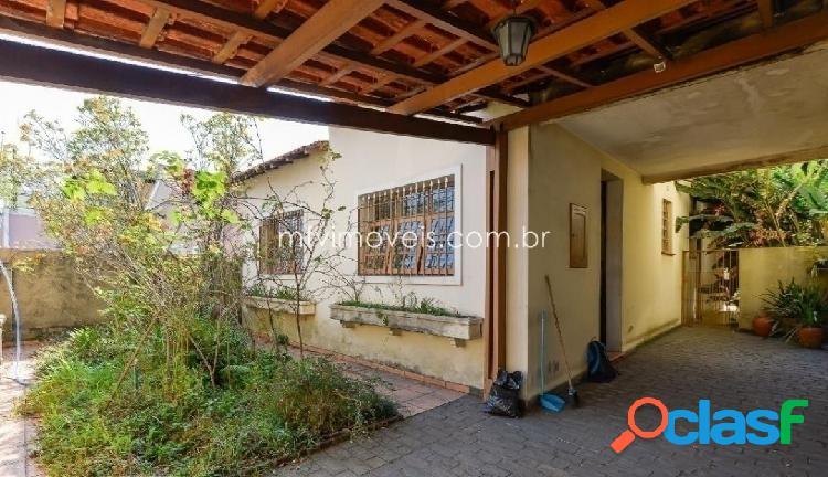 Casa 3 quartos à venda na rua manduri - jardim paulistano