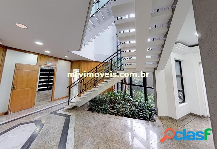 Prédio comercial 3 pavimentos para aluguel na pedroso de morais - pinheiros