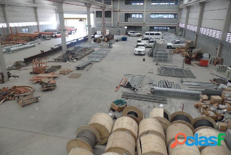 Galpão deposito industrial para locação área total de 4.995 m2 itapevi