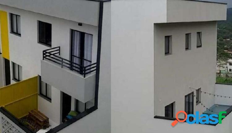Casa de condomínio com 2 quartos à venda, 97 m² por r$ 232.000 cotia