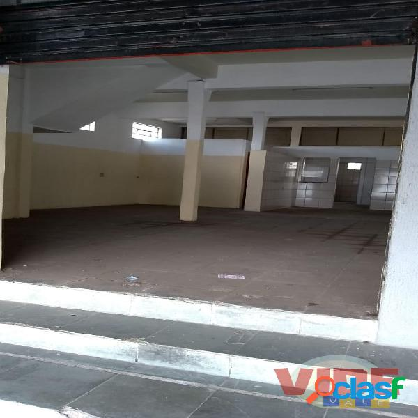 Jardim América: Salão Comercial em avenida c/ grande fluxo de veículos, SJC 2