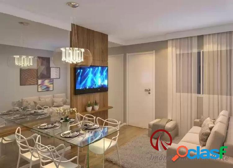 Apartamento 2 dorms, 37m², 1 vaga - josé bonifácio, itaquera