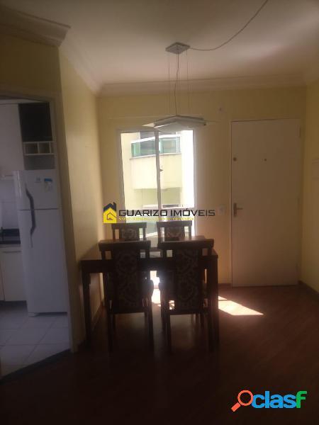 Apartamento à Locação 2 Quartos, 1 Vaga Mobiliado - Nova Petrópolis, SBC 1
