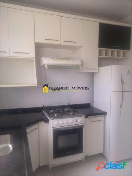 Apartamento à Locação 2 Quartos, 1 Vaga Mobiliado - Nova Petrópolis, SBC 3