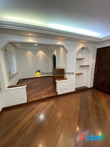 Apartamento à venda 2 quarto e 1 vaga - vila euclides, sbc