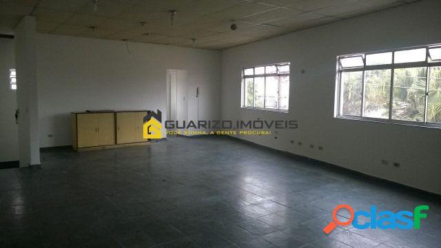 Sala Comercial á Locação 200 m2 - Bairro São José - São Caetano do Sul 1