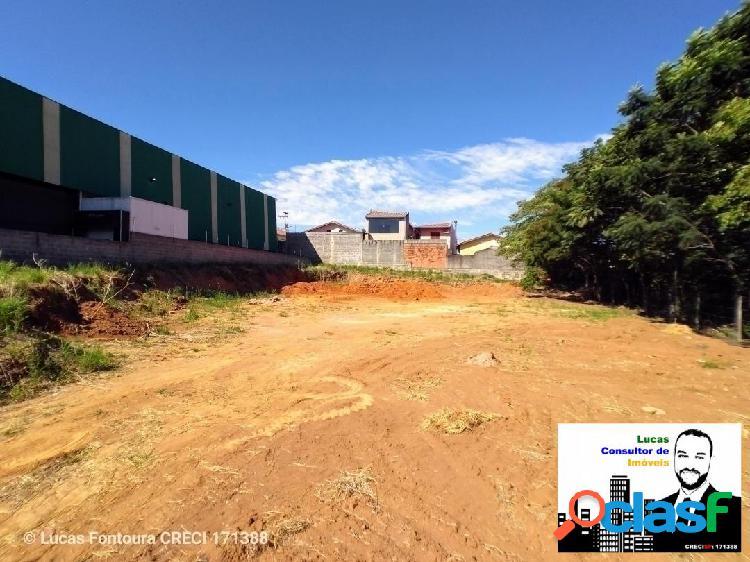 Lote industrial de 1380 m² em Itupeva 3