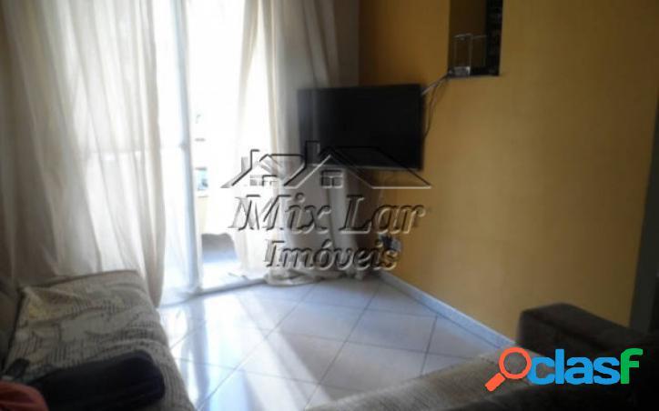REF 162856 Apartamento no Bairro do Jardim Veloso - Osasco SP