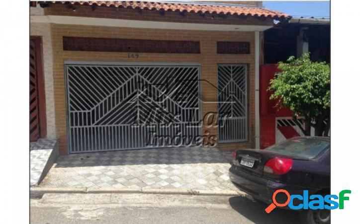 Ref 162895 - casa sobrado no bairro jardim veloso - osasco - sp,