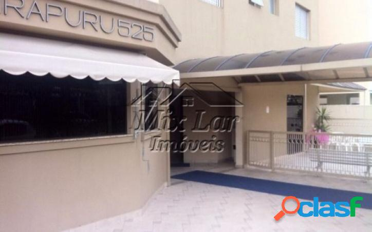 Ref 163043 apartamento no bairro jaguaribe - osasco sp