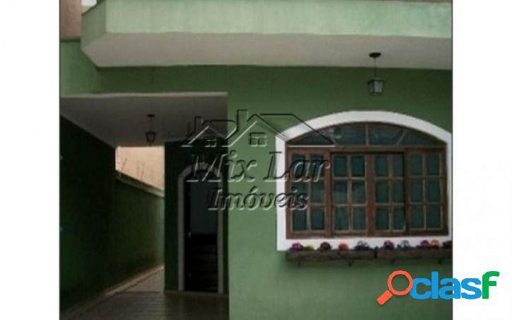Ref 163160 casa sobrado no umuarama - osasco - sp