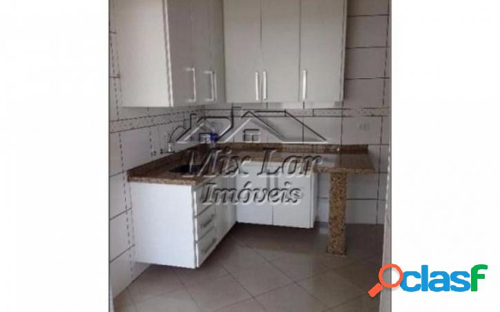 Ref 163337 apartamento no bela vista- osasco sp