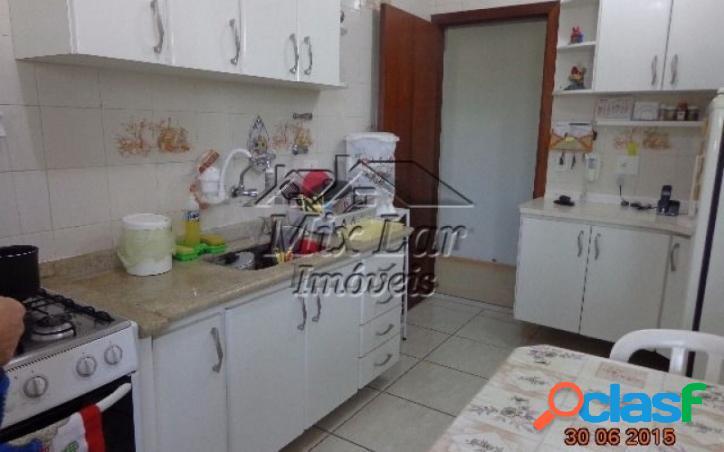 Ref 163351 apartamento no bairro km 18 - osasco sp,