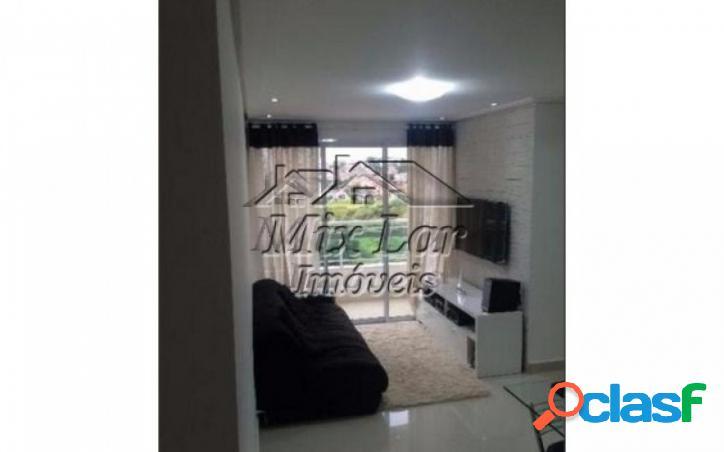 Ref 163358 apartamento no bairro quitauna - osasco sp,