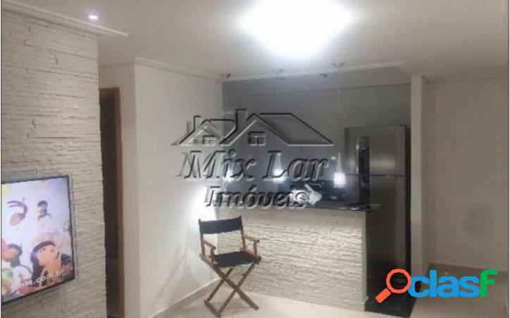 REF 163358 Apartamento no Bairro Quitauna - Osasco SP, 1