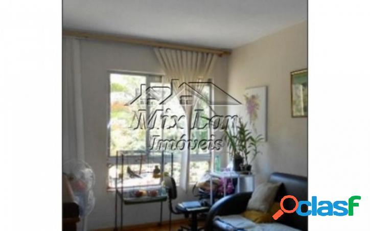 Ref 163553 apartamento no bairro vila são francisco - osasco sp