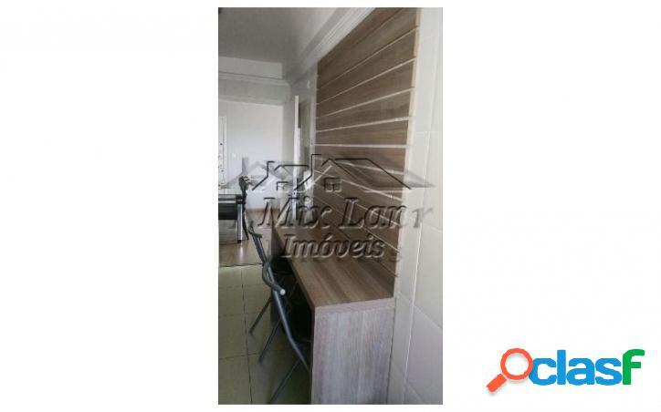 REF 166255 Apartamento no Bairro Jaguaribe- Osasco SP 1