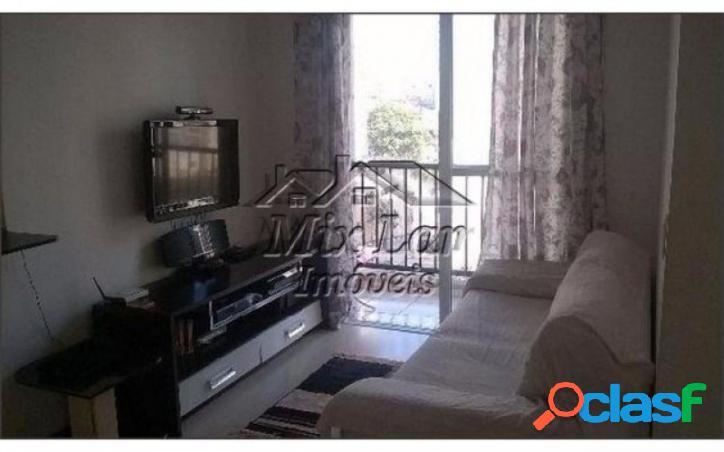 Ref 163711 apartamento no bairro do umuarama - osasco sp