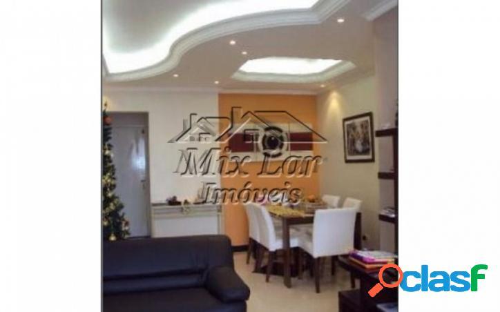 Ref 163780 apartamento no bairro do bela vista - osasco sp