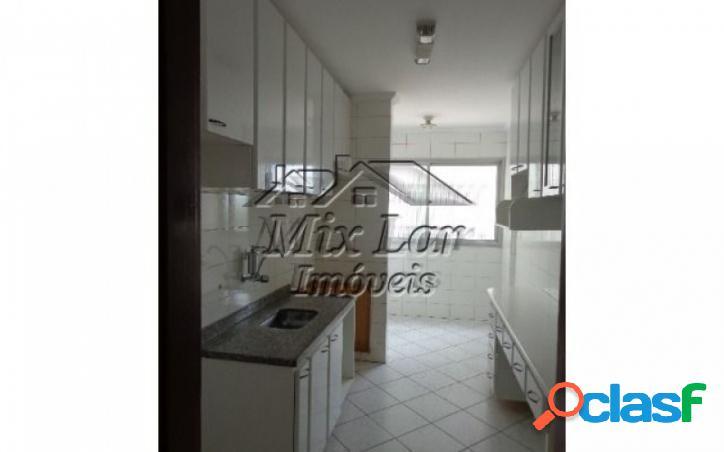 Ref 163828 apartamento no bairro do bela vista - osasco sp