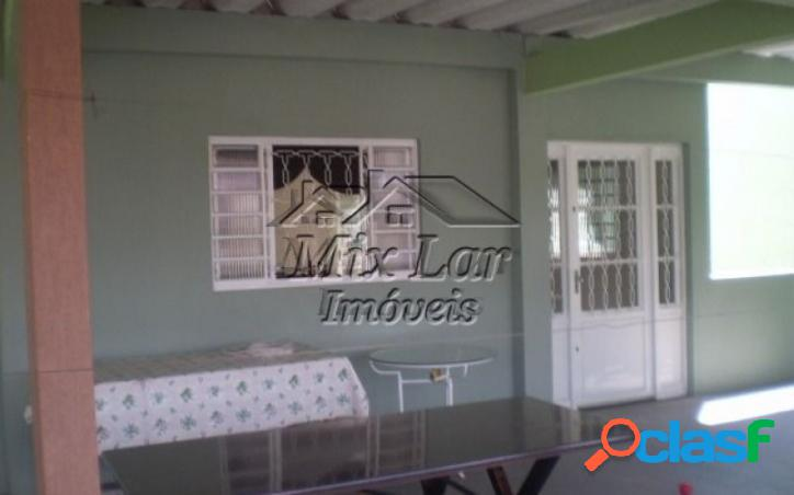 Ref 163867 casa sobrado no bairro parque santa tereza - carapicuíba - sp