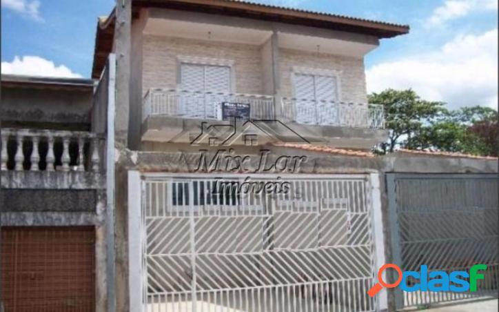 Ref 164077 casa sobrado no bairro jardim ana maria - carapicuiba - sp