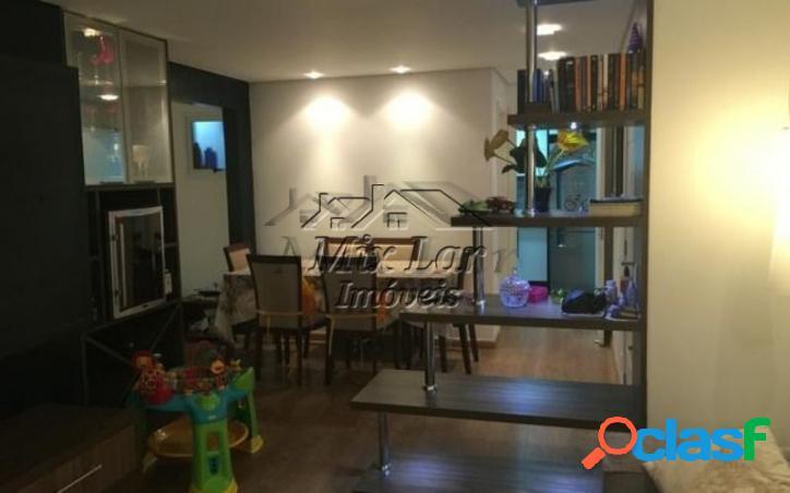 Ref 164459 apartamento no bairro vila são francisco - são paulo sp
