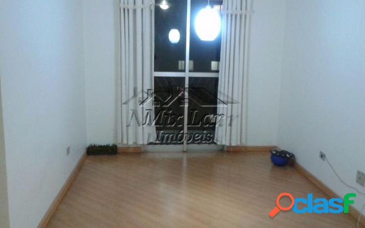 REF 165007 Apartamento no Bairro do Jardim Veloso - Osasco SP