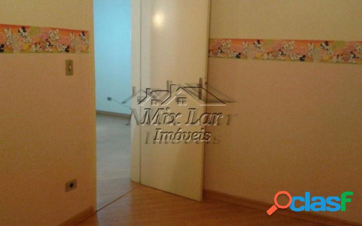 REF 165007 Apartamento no Bairro do Jardim Veloso - Osasco SP 1