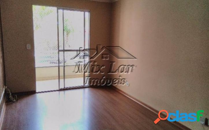 REF 165115 Apartamento no Bairro do Jardim Veloso - Osasco SP