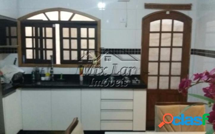 REF 165473 Casa Sobrado no Bairro Jardim Veloso - Osasco - SP 1