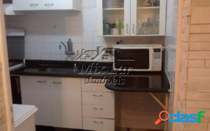 REF 165543 Apartamento no Bairro do Jardim Veloso - Osasco SP