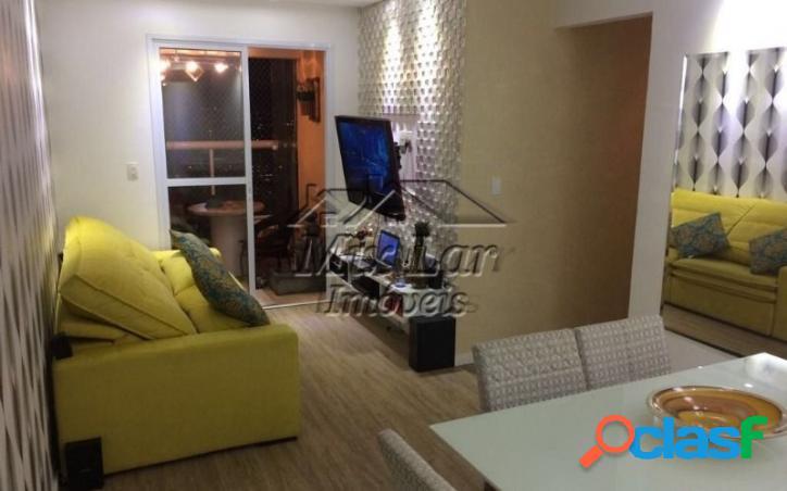 Ref 166014 apartamento na vila osasco - osasco sp