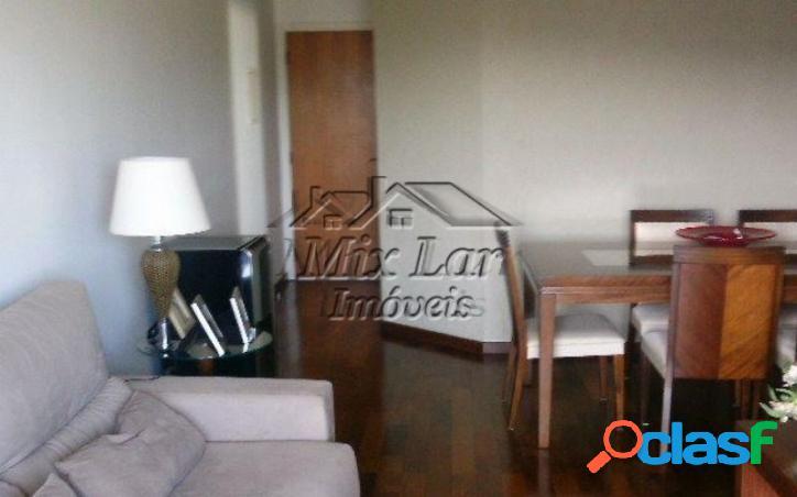 Ref 166032 apartamento no bairro empresarial 18 do forte - barueri - sp