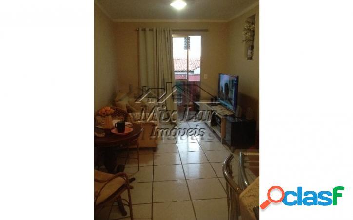 REF 166135 Apartamento no Bairro do Jardim Veloso - Osasco SP