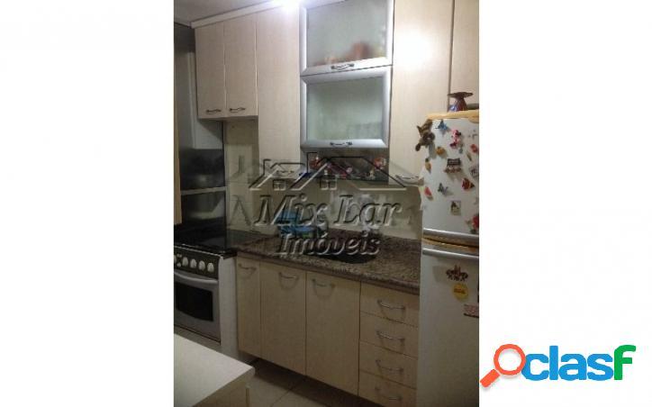 REF 166135 Apartamento no Bairro do Jardim Veloso - Osasco SP 1