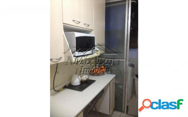 REF 166135 Apartamento no Bairro do Jardim Veloso - Osasco SP 2