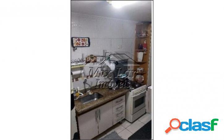 REF 166229 Apartamento no Bairro do Jardim Veloso - Osasco SP 1