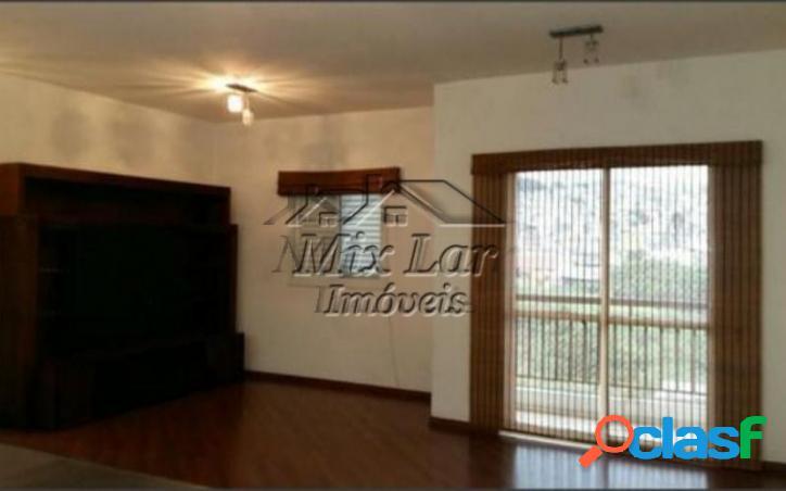 Ref 166230 apartamento no núcleo residencial celia mota - barueri sp
