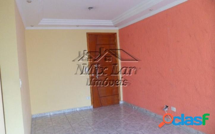REF 166333 Apartamento no Bairro do Jardim Veloso - Osasco SP
