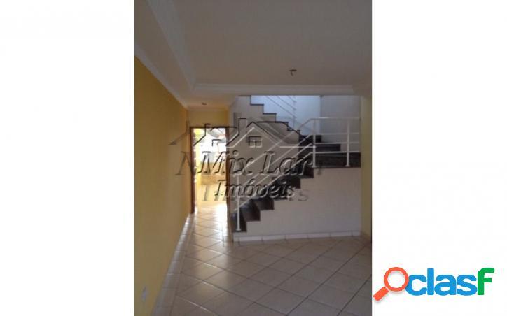 Ref 166345 sobrado no bairro do umuarama- osasco sp